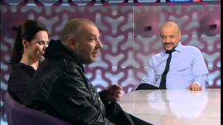 Смотреть Магия кино. За Маркса. Интервью Басковой и Пахома(от 3.04.2013) онлайн