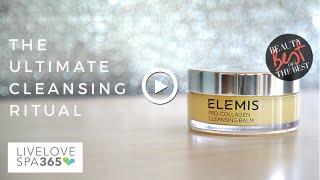 Elemis - Pro-Collagen Cleansing Balm on LIVELOVESPA365