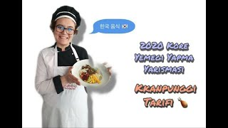 Kore Yemeği Yapma Yarışması 20…