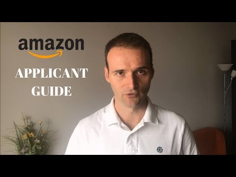 Amazon Has A New Online Guide To Help Prepare Candidates For The Application Process