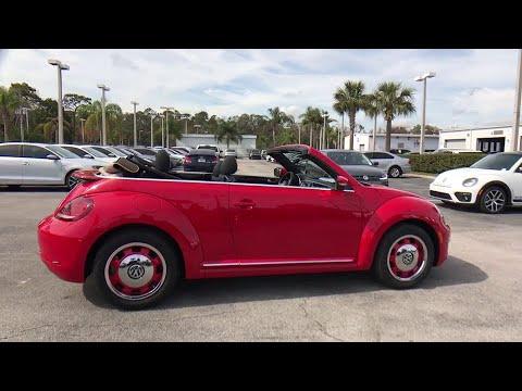 2018 Volkswagen Beetle Orlando, Sanford, Kissimme, Clermont, Winter Park, FL 18334