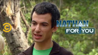 Nathan For You - Petting Zoo Hero Pt. 2