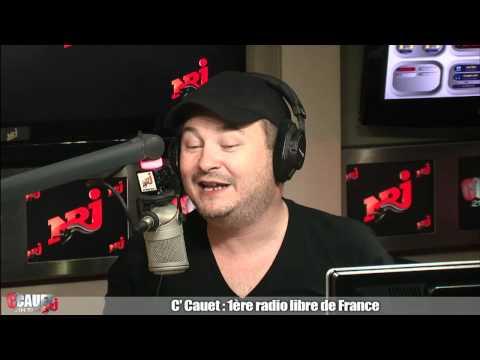 C' Cauet - 1ère radio libre de France - C'Cauet sur NRJ