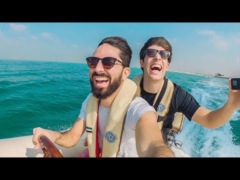 Avventure e adrenalina a Dubai. Deserto, gommoni e parchi - 2/3