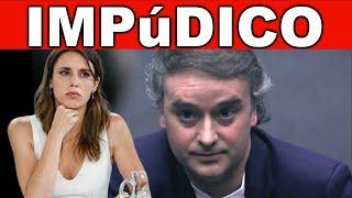 IVÁN REDONDO, IRENE MONTERO Y LA FLIPADURA DE LO IMPÚDICO
