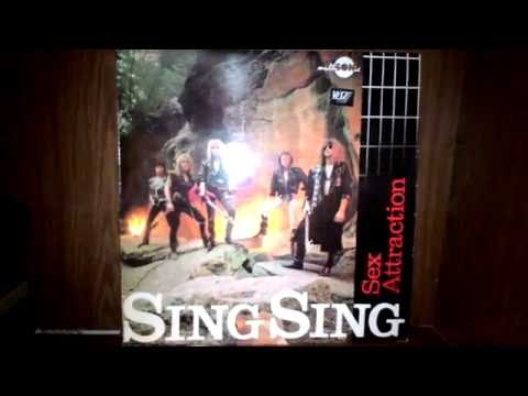 Sing Sing sex attraction (vinyl)