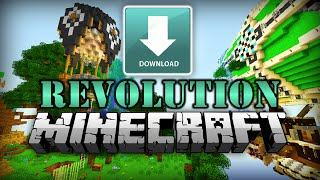 Minecraft REVOLUTION Download