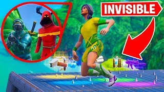 INVISIBLE trap WIN! ft. Muselk