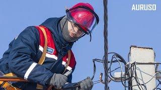 Установка электрических столбов - фантастические цены и технологии