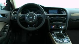 2012 Audi A4 Sedan [INTERIOR]