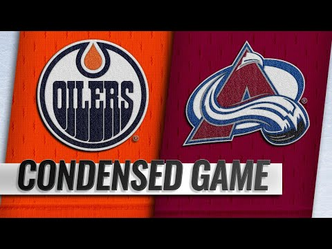 12/11/18 Condensed Game: Oilers @ Avalanche