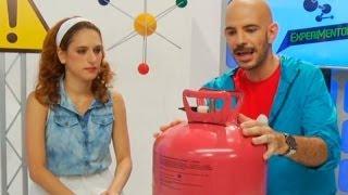 Gisela Ponce de León nos acompañó en Experimentores