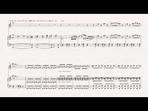 Flute - Jaws Theme Song - John Williams - Sheet Music, Chords, & Vocals