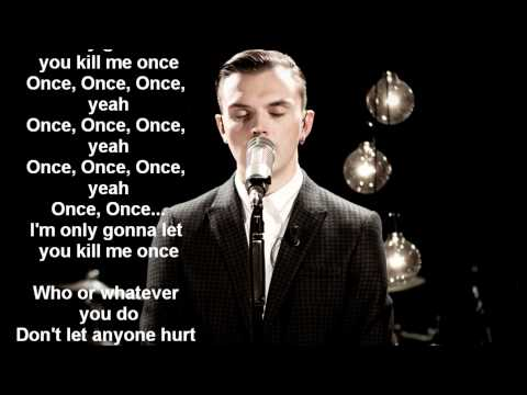 Hurts - Once (Diana Vickers Cover) Lyrics HD