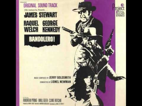 Jerry Goldsmith - Main Title - Bandolero!
