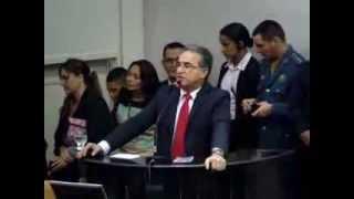 Edmilson Rodrigues critica mensagem do governo na abertura do período legislativo