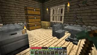 Minecraft TerraFirmaCraft #11: Cattle Drive