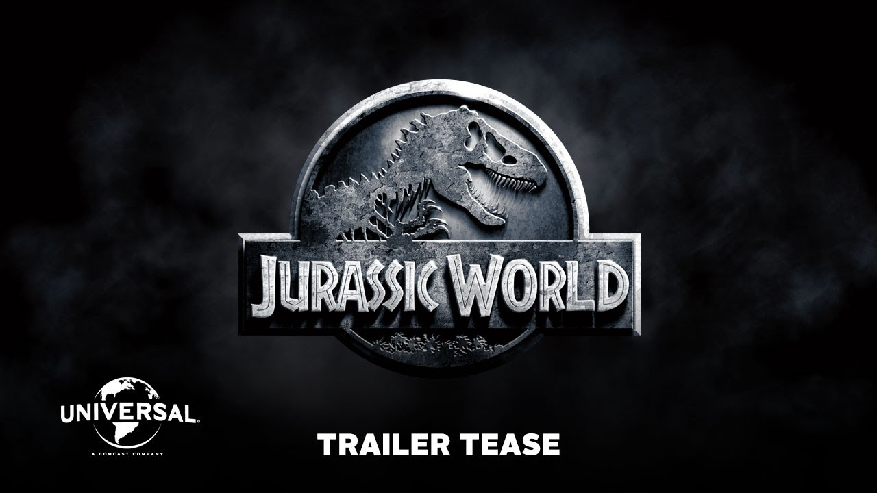 jurassic world official trailer tease hd youtube. Black Bedroom Furniture Sets. Home Design Ideas