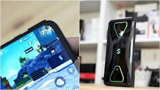 جوال للألعاب Xiaomi Black Shark 3 Pro بأزرار ميكانيكية!