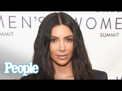 Kim Kardashian West Opens Up About Social Media Trolls, Being A Role Model | People NOW | People