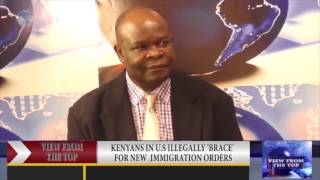 Kenyans in US  brace for new immigration order