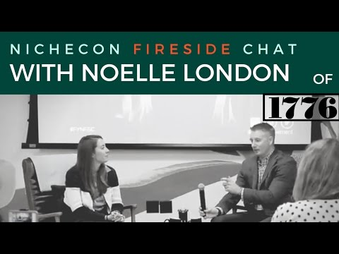 Fireside Chat - Noelle London of 1776 | South Carolina to Social Entrepreneurship | WeWork