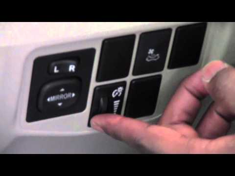 toyota prius dash dimmer switch    toyota city