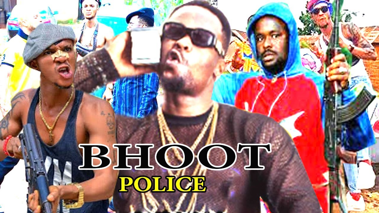 Download BHOOT POLICE  part1&2 2021(TRENDING  MOVIE ) ZUBBY MICHAEL 2021 LATEST NIGERIA NOLLYWOOD NOLLYMAXTV
