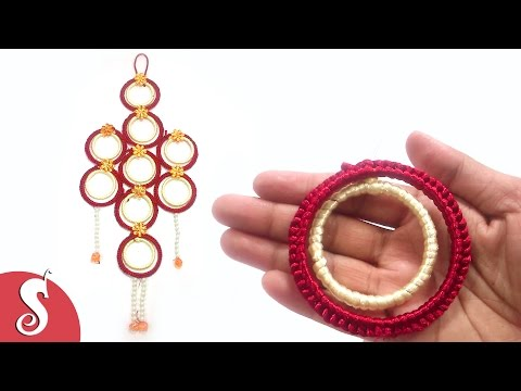 DIY Easy & Simple Macrame Wall Hanging Design for Home Decore