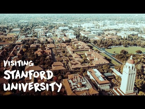 Visiting Stanford University, California