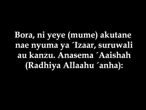 1176- Mume Kumwaga Manii Nje Ya Tupu Ya Mke Wake - Imaam Ibn Baaz
