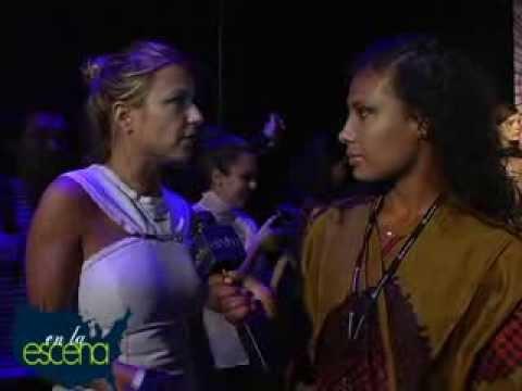 Karen Gutierrez interviews Fashion Designer Charlotte Ronson