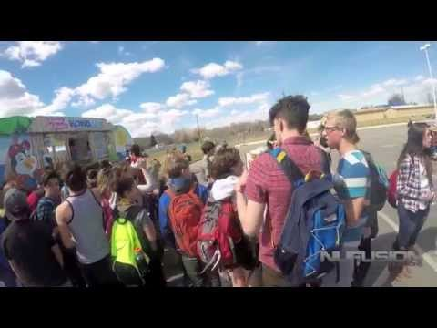 Poudre High School Parking Lot Party - Nufusion
