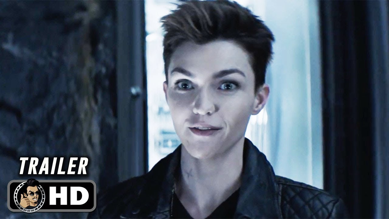 BATWOMAN Official Trailer (HD) Ruby Rose