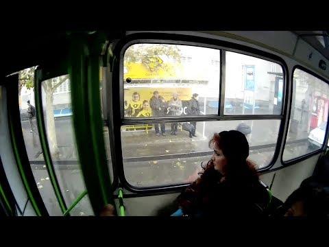 Yerevan, 20.12.17, We, Video-1, Metronom troleybusov.