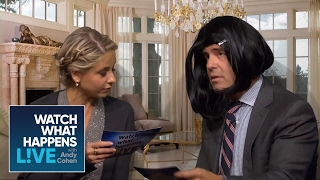 Sarah Michelle Geller Reprises Her 'Cruel Intentions' Role With Andy Cohen | WWHL