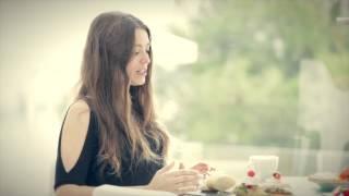 Desayuno con Raquel Sastre en el Hotel Costa Azul (Mallorca)