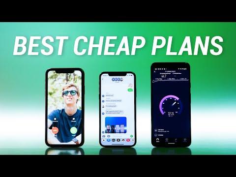 Best Cheap Cell Phone Plans 2020!