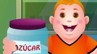 Johny Johny Sí Papa Poesía Infantil - Canciones Infantiles en Español | ChuChu TV
