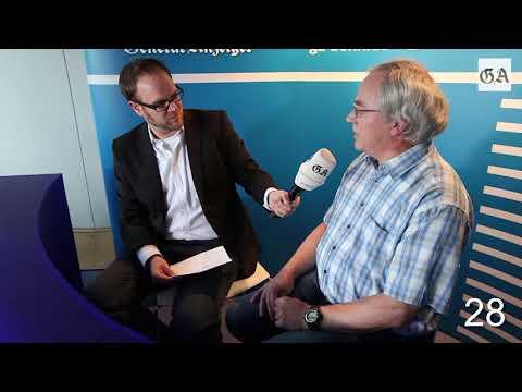 Der heiße Stuhl: Michael Droste (Die Linke), Bundestagskandidat für den Rhein-Sieg-Kreis
