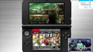 Nintendo Treehouse: Live @ E3 -- Day 2: Super Smash Bros. for Nintendo 3DS Part 1