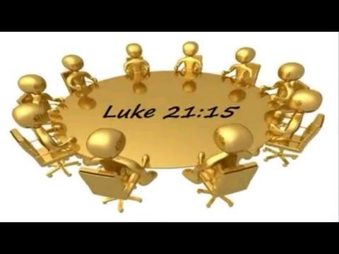 Luke 21:15 - The True Set Apart Diet Pt. 2