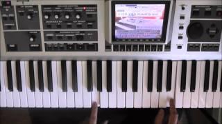 Luther Vandross - Superstar - Piano Tutorial