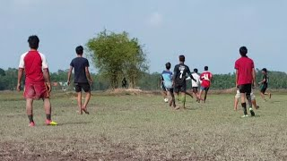 Traditional football in my country - funny football in the field
