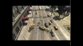 Gta 4 Fun Crash N°2 by funnyvideogames