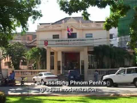Urbanization of Phnom Penh