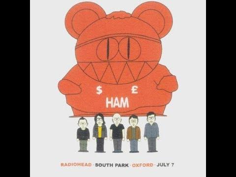 Each Radiohead Album Described By South Park