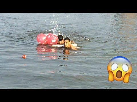 انقذنا واحد كان بيغرق فى النيل