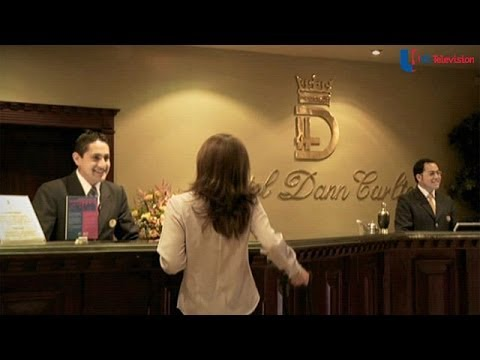 US Television - Ecuador (Hotel Dann Carlton Quito)
