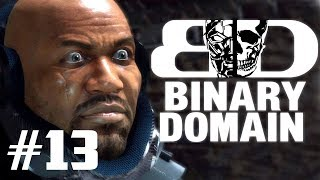 Two Best Friends Play Binary Domain (Part 13)